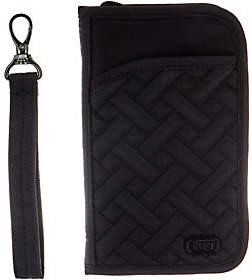 Lug North South RFID Wallet Wristlet - Tandem2