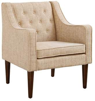 Linon Noda Tufted Back Chair
