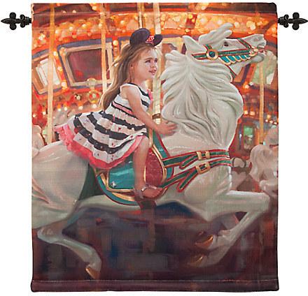 DisneyDisneyland Diamond Celebration Tapestry Wall Hanging - ''Dreams of Disneyland''