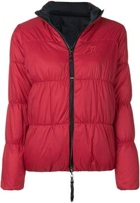 Emporio Armani short puffer jacket