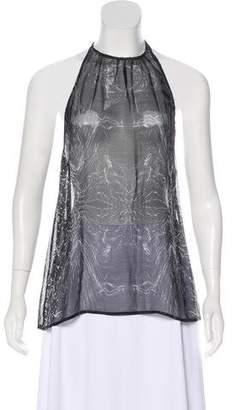 IRO Sleeveless Silk Top w/ Tags
