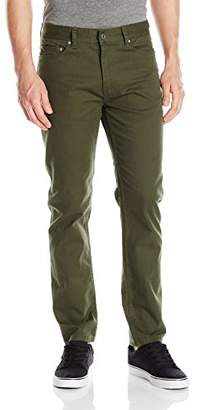 Obey Men's New Threat Twill Pant III