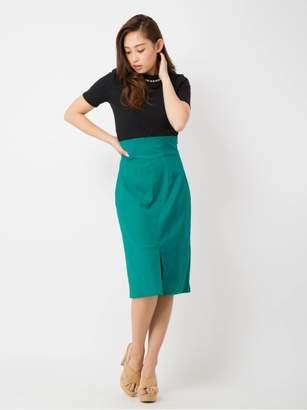 CECIL McBEE (セシル マクビー) - セシルマクビー ハイウエストタイトスカート