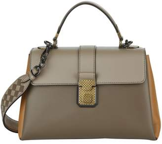 Bottega Veneta Small Piazza Top Handle Bag