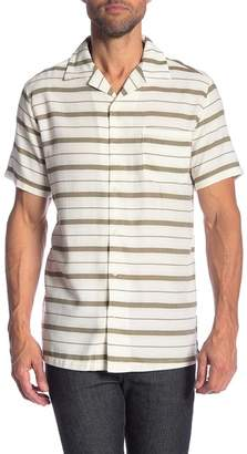 Onia Vacation Santa Fe Striped Shirt