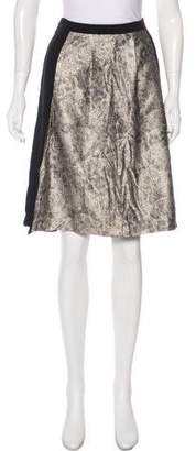By Malene Birger Knee-Length A-Line Skirt