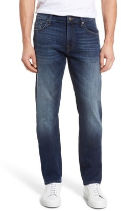 Men's Mavi Jeans Zach Straight Leg Jeans $98 thestylecure.com