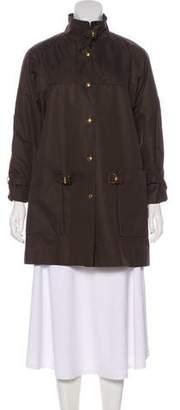 Gucci Horsebit Short Coat