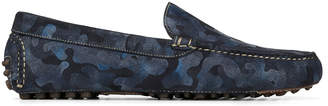 Donald J Pliner RICCO, Camo Suede Driving Loafer