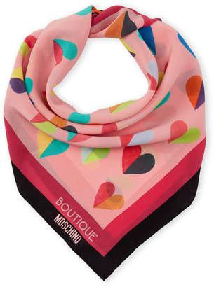 587c0263db Moschino Pink Women's Scarves on Sale - ShopStyle