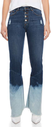 Each X Other Distressed Ombre Jeans