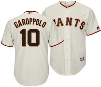 Majestic Men's Jimmy Garoppolo San Francisco Giants Nflpa Replica Cool Base Jersey