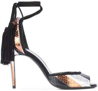 Pierre Hardy tassel embellished sandals