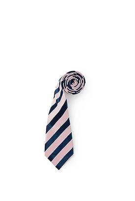 Country Road Contrast Stripe Tie