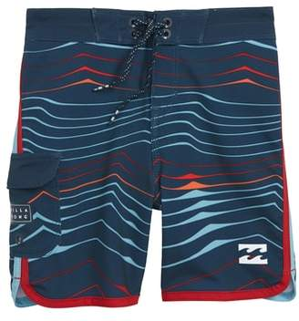Billabong 73 X Line Up Board Shorts