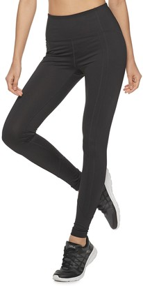 Fila Sport Women's SPORT Activate High-Wasited Leggings with Pockets