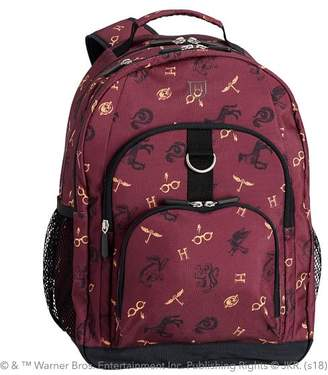 Pottery Barn Teen Gear-Up HARRY POTTER & Tossed HOGWARTS & XL Backpack