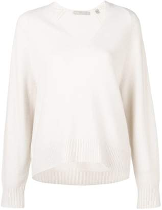 Vince classic long-sleeve sweater