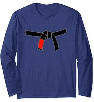 Brazilian Jiu Jitsu (BJJ) Belt Long Sleeve T-Shirt