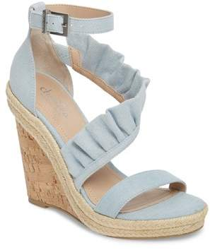 Charles by Charles David Brooke Espadrille Wedge Sandal