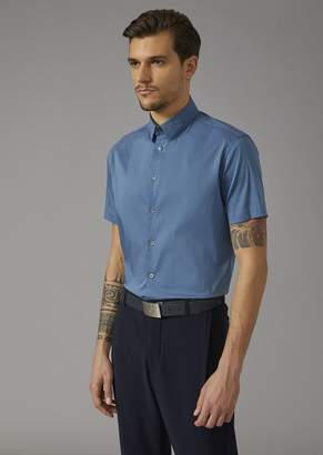 Giorgio Armani Short-Sleeved Shirt