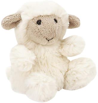 Jellycat Poppet Sheep Soft Toy, Tiny, Cream