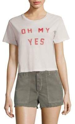 Amo Oh My Yes Babe Tee