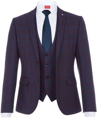 Lambretta Men's Carnaby Slim-Fit Three Piece Suit