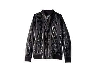 Nununu Nylon Numbered Jacket (Little Kids/Big Kids)