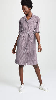 Edition10 Tie Waist Shirtdress