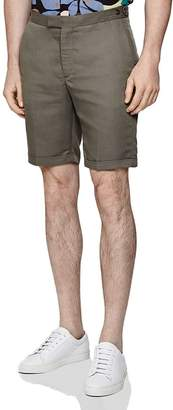 Reiss Cash Formal Slim Fit Shorts