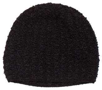 Ralph Lauren Purple Label Textured Cashmere and Silk Beanie