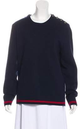 The Kooples Casual Long Sleeve Sweater