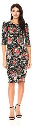 Rebecca Taylor Women's Longsleeve Lua Jersey Dress