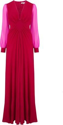 Libelula Long Jessie Dress Ruby Red