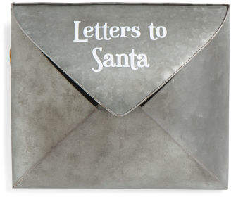 Letters To Santa Wall Decor