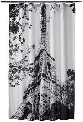 Home Classics Paris Noir Shower Curtain