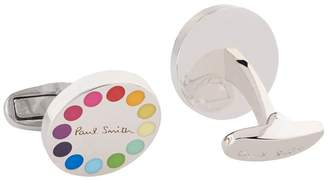 Paul Smith Dial Cufflinks
