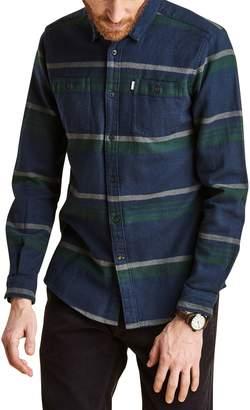 Barbour Elbe Stripe Flannel Shirt