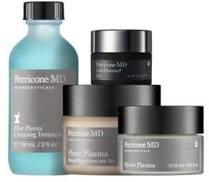N.V. Perricone Smoother & Brighter Skin Essentials Four-Piece Set