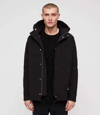 AllSaints Tanaka Hooded Jacket