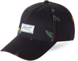 Billionaire Boys Club Black Winged Baseball Hat