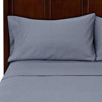 +Hotel by K-bros&Co HOTEL STYLE Hotel Style 500 Thread Count Wrinkle Free Egyptian Cotton True Grip Bedding Sheet Set