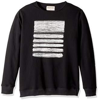 Vestige Men's Apparel Men's Pen and Ink Pullover Cotton Sweatshirt