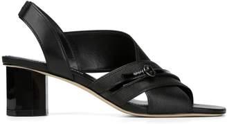 Donald J Pliner RADLY, Metallic Elastic Sandal