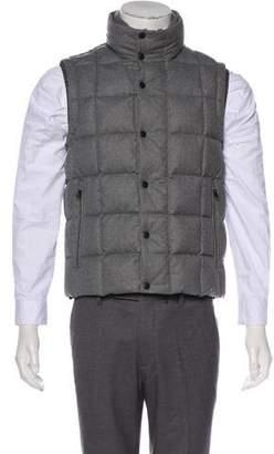 043e92291 Moncler Mens Down Vest - ShopStyle