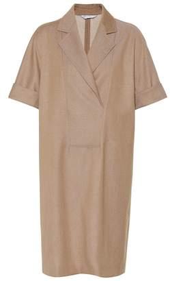 Max Mara Fano wool twill dress