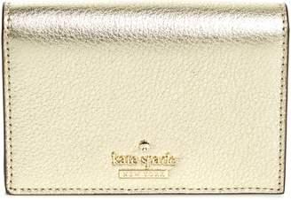 Kate Spade Blake Street - Dot Gabe Leather Wallet