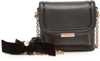 Sophia Webster Claudie Pearl Leather Crossbody Bag