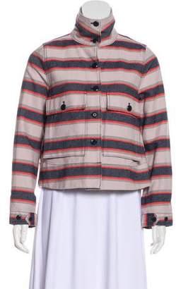 The Great Twill Stripe Jacket